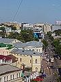 Nizhny Novgorod. View to Oktyabrskaya Street.jpg