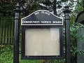 No Place Community Notice Board - geograph.org.uk - 2086991.jpg