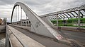 Noltemeyer bridge Podbielskistrasse Hanover Germany.jpg