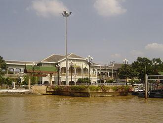 Nonthaburi (city) - Nonthaburi Museum, formerly Nonthaburi Provincial Hall