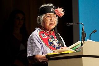 Nora Marks Dauenhauer American Tlingit writer and poet