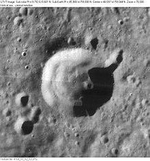 罗宾逊陨石坑