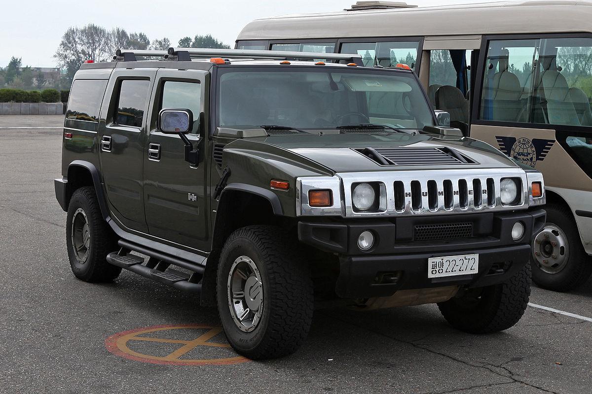Hummer H2 — Вікіпедія