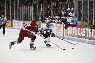 College ice hockey US and Canadian amateur collegiate ice hockey competition