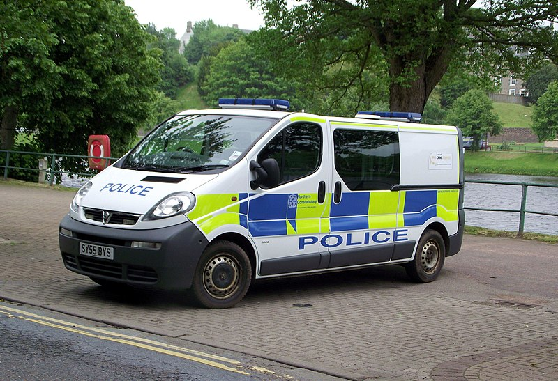 File:Northern Constabulary Vauxhall Van.jpg