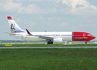LN-DYD - B738 - Norwegian