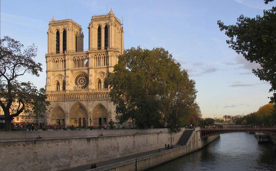 Notre-Dame de Paris-France