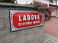 Nová Ves (Pyšely), Ladova ulice.jpg
