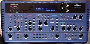 Novation Digital Music Systems - Nova (1999)