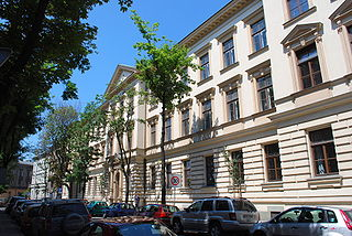 high school in Krakow, Poland