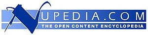 Larry Sanger - Nupedia's logo