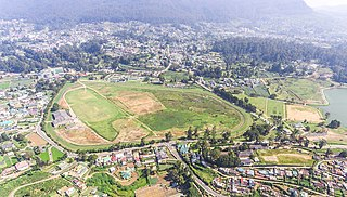 Nuwara Eliya Racecourse