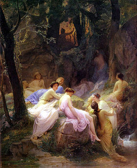 Nymphs Listening To The Songs of Orpheus, by Charles François Jalabert.jpg