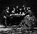 O'Sullivan, Timothy H. - Typische Familie posiert für eine Daguerreotypie (Zeno Fotografie).jpg