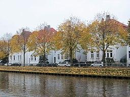 Uferstraße in Oldenburg