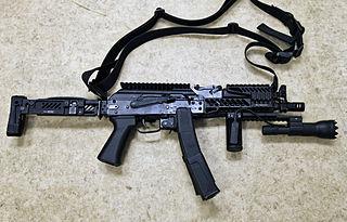 Vityaz-SN Type of Submachine gun