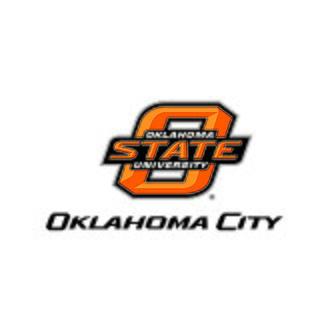 Oklahoma State University–Oklahoma City - Image: OSU OKC Logo Color Black OSUOKC 01