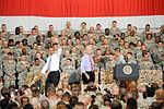 Obama, Biden and the 101st Airborne Division (Air Assault) DVIDS401347.jpg