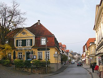 Oerlinghausen - Oerlinghausen