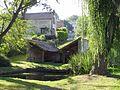 Oinville-sur-Montcient (78), lavoir couvert, parc municipal 2.jpg