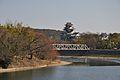 Okayama Castle and Asahi Rever.JPG