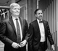 Ola Elvestuen og Abid Raja på Sentralbanksjefens årstale 2018 (175157).jpg