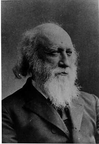 Charles Beecher - An older Charles Beecher