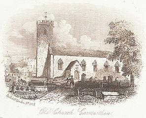 Old Church, Carmarthen