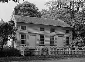 Old Parsonage, Old Chatham (Columbia County, New York).jpg