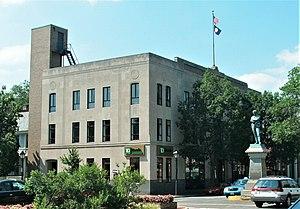 Alexandria Historic District - Image: Old Pier 1 building in Alexandria