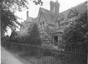 Tiffin Girls' School - The Tiffin Girls' School old building