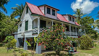 Johan & Margaretha Resort in Commewijne District, Suriname
