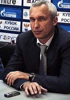 Oleh Protasov Ukrainian association football player