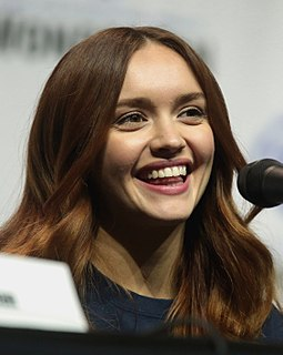 Olivia Cooke English actress