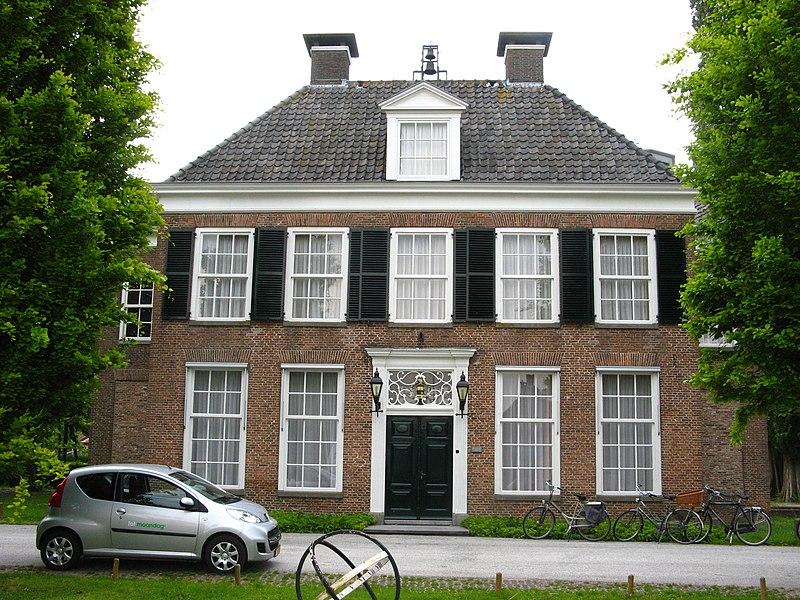Huis westervoorde gemeentehuis in olst monument - Fotos van huis ...