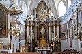 Oltář kostela narození Matky Boží - panoramio.jpg