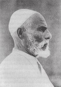 Omar Mukhtar Libyan resistance leader