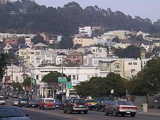 Glen Park, San Francisco Neighborhood of San Francisco in California, United States