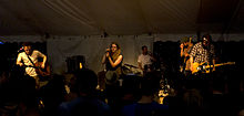 One Hundred Dollars at Hillside 2011.jpg