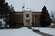 Oneida County Courthouse Malad Idaho