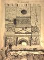 Orange arch by La Pise 1640.PNG