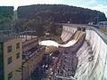 Orava dam wall1.jpg