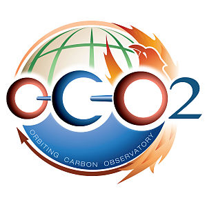 Orbiting Carbon Observatory 2 - Image: Orbiting Carbon Observatory 2 Logo