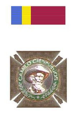 Camilo Cienfuegos - The Order of Cienfuegos