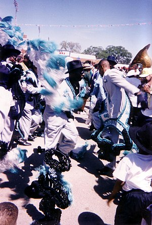 1996 in jazz - Original Brass Band, New Orleans Jazz Fest, 1996