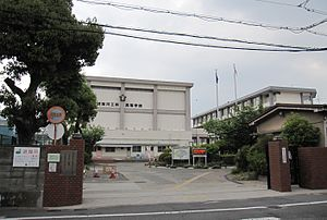 Osaka Prefectural Yodogawa Technology High School.JPG