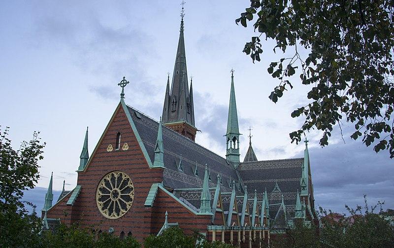 File:Oscar Fredriks kyrkan.jpg
