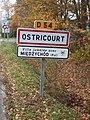 Ostricourt-FR-59-panneau d'agglomération-01.jpg