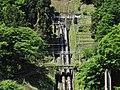 Otaki hydroelectric power station (Saitama) penstock 1.jpg