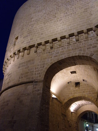 Otranto - The fortress